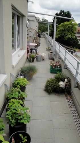 Balkon –
